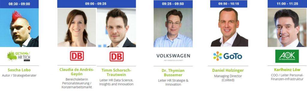 Livestream HR tech Summit